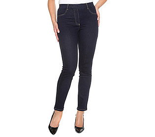Jeggings Stickerei