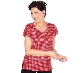 Shirt Pünktchendruck