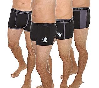 4 Herren-Shorts