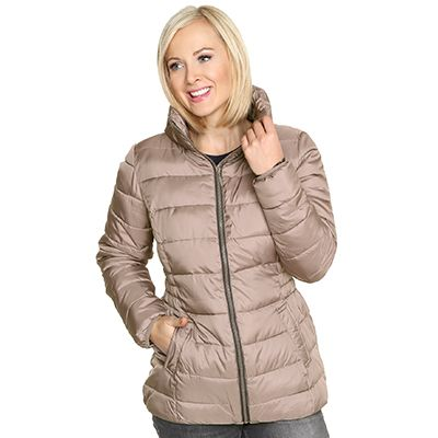 DENIM & CO. Outdoorjacke gesteppt - 100539
