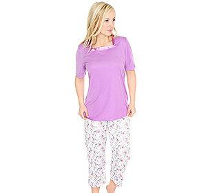 Pyjama 7/8-Hose