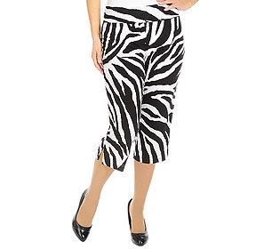 Hose Zebra-Druck
