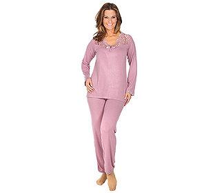 Pyjama Spitze Schleifen