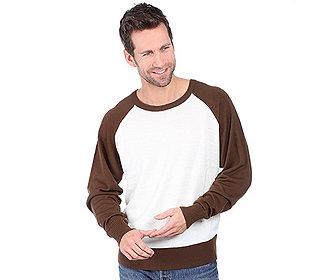 Pullover Raglanschnitt