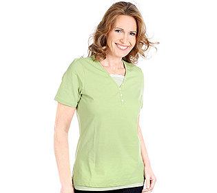Shirt Spitzenborte