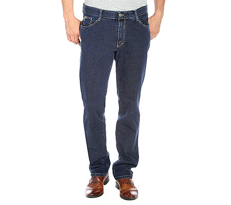 CLUB OF COMFORT Herrenjeans Bjarne Thermo-Feeling 5-Pocket