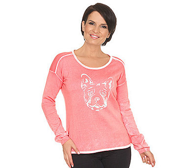 FRIEDA LOVES NYC Pullover Strassmotiv - 133749