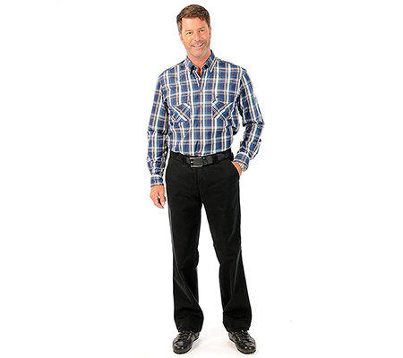 CLUB OF COMFORT® Herrenhose Dallas Fleckenschutz Comfortbund