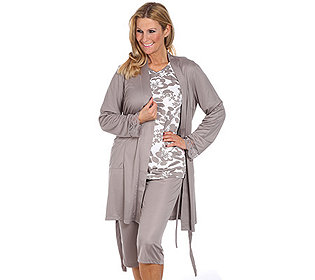 Pyjama & Morgenmantel