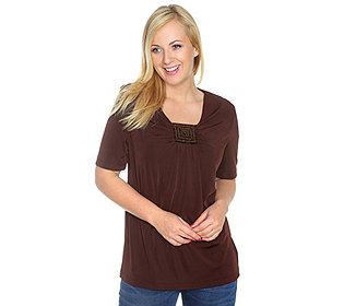 Shirt Pailletten