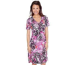 Kleid Mailand 1/2-Arm V-A
