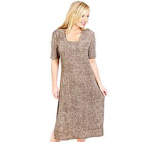 Kleid Faltendetails
