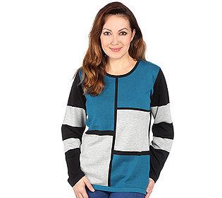 Pullover Colourblocks