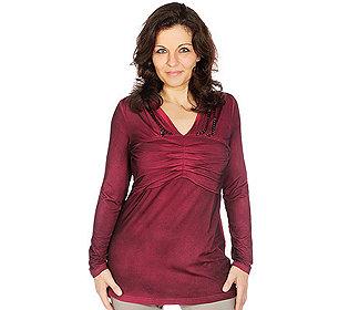 Langarm-Shirt Ketten