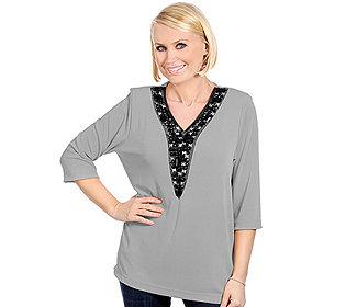Shirt Tunika-Stil