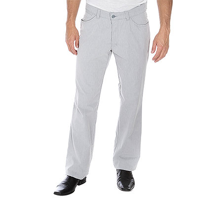 CLUB OF COMFORT Herrenhose Lhasa Swing-Pocket Diamantschliff Comfort-Bund