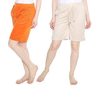 2 Bermuda Shorts