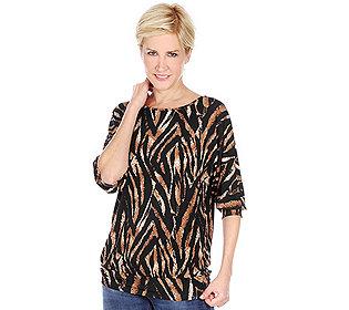 Shirt Tiger-Druck