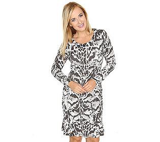 Kleid Volants
