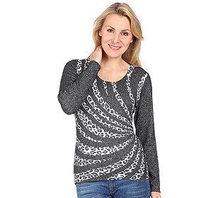 Pullover Leoprint