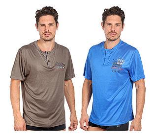 2 Shirts Knopfleiste
