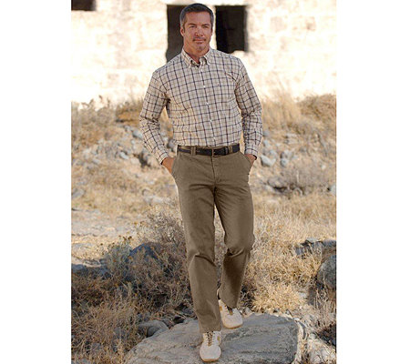 CLUB OF COMFORT Herren-Hose Dallas Thermolite Fleckenschutz
