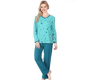 Pyjama Sternendruck