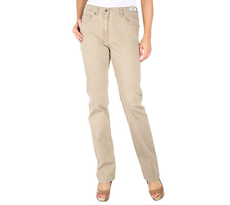 RAPHAELA by BRAX Hose Sina Ringdenim 5-Pocket-Style Super Slim