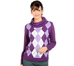 Cashmeregriff Pullover, 1