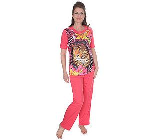 Pyjama mit Fotodruck