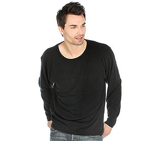 Langarm-Pullover Herren