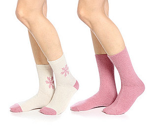 2 Damen-Socken