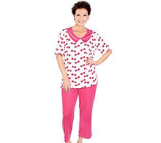 Pyjama Schleifendruck