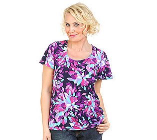 Shirt Floraldruck