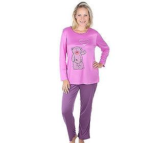 Pyjama Bärmotiv