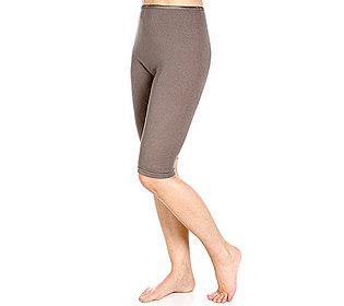 Langbein-Panty seidig