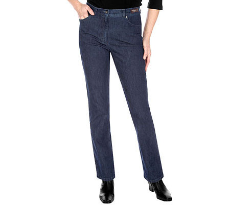RAPHAELA by BRAX Patty Deco Dynamic Jeans Crystallized&trade&#x3b; Swarovski Elements