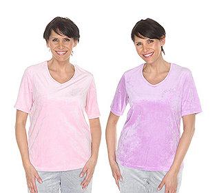 2 Shirts Strassdetail