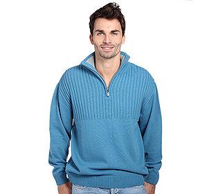 Pullover Stehkragen