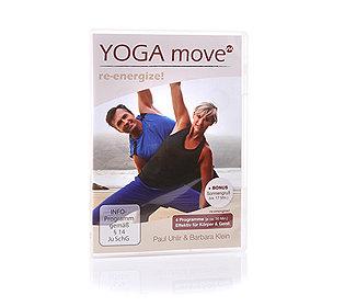 Yoga-Special DVD