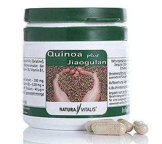 Quinoa plus Jiaogulan