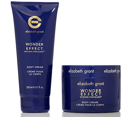 ELIZABETH GRANT WONDER EFFECT Body Cream mit Glykolsäure 400+200ml