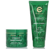 ELIZABETH GRANT VITAMIN C Green Power C & Body Cream SPF 15 2x 200ml