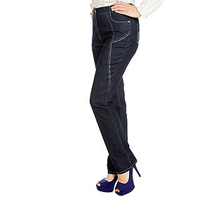 Jeans Strasssteine
