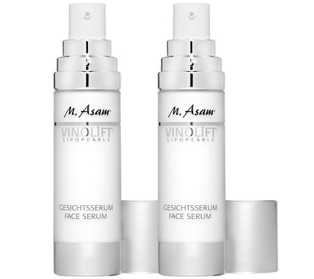 M.ASAM VINOLIFT Anti-Aging Gesichtsserum Duo 2x 50ml