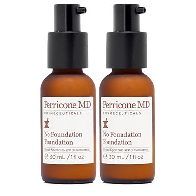 DR. PERRICONE No Foundation LSF 30 Duo 2x 30ml