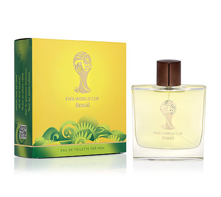 FIFA WORLD CUP Brasil 2014 EdT Passion für Herren 100ml