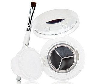 Gel-Eyeliner mit Pinsel