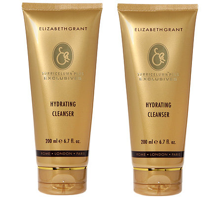 ELIZABETH GRANT 24h CELL ACTIVE Hydrating Cleanser 2x 200ml