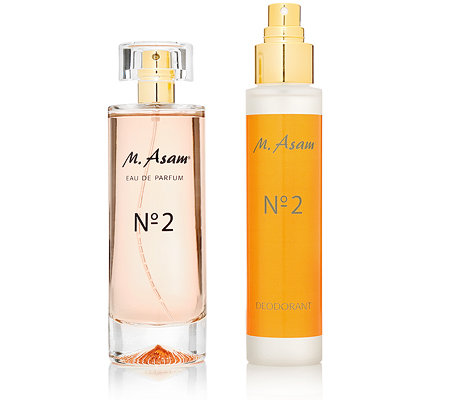 M.ASAM NO.2 Eau de Parfum 100ml Deospray 100ml
